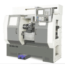 Low Cost CNC Lathe