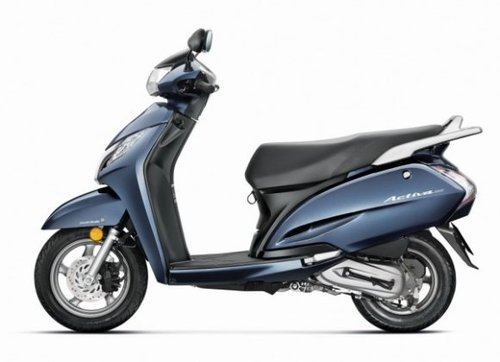 Honda Activa 125 Scooter Motorcycles And Cars Accurate Moto Guj