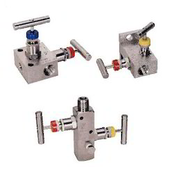 Two Way Manifold Valve