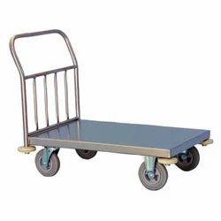 Short Handle Platform Trolley