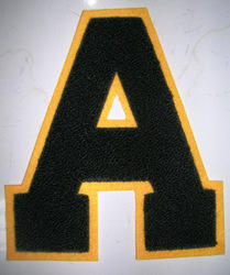 A Letter Patch
