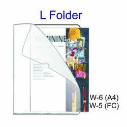 L Folder A4 & FC