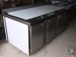 Work Top Deep-freezer - Three Door Model
