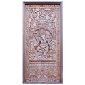 Wood Carved Doors  DSW775