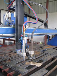 CNC Plasma and Flame Cutting Job Work