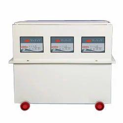 Three Phase 1.5 Kw Industrial Voltage Stabilizer