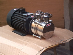 Stainless Steel Self Priming Pumps, Model Name/Number: SP-3
