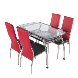 30 Inch Stainless Steel Dining Set
