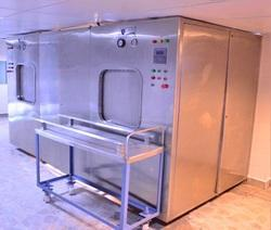 Rectangular Autoclaves (SAMBION 810)