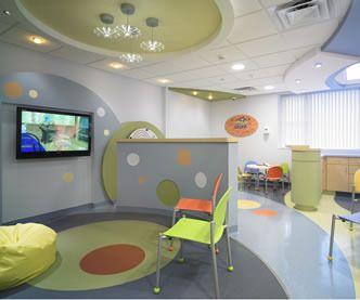 Pediatrics Hospital Interior Design Designers Quadrant