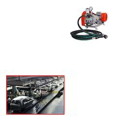 Car Washer for Automobile Industry