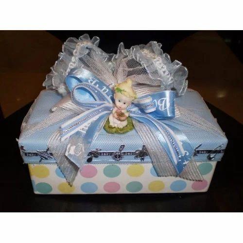 Designer Baby Gift Box Gifts Crafts Artifacts Kallu Box Sons