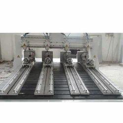 Multi Head Woodworking CNC Machine