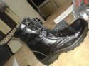 Military Police Leather Shoe