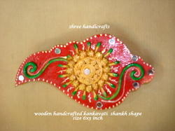 Kankavati Shankh Shape
