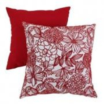 Designer Flock Cushion Fabric
