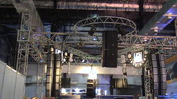 Aluminum Alloy Hanging Truss