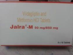 Jalra Metformin Tablets M 50 Mg/850 Mg for Hospital
