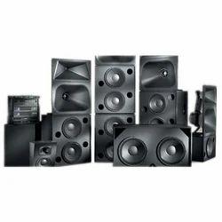 Digital Cinema Speaker System, 2400 Watt
