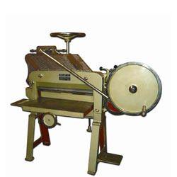Heavy Duty Paper Cutting Machine