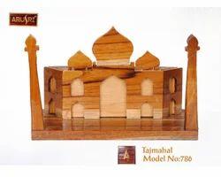 Taj Mahal Arusri Wooden Craft