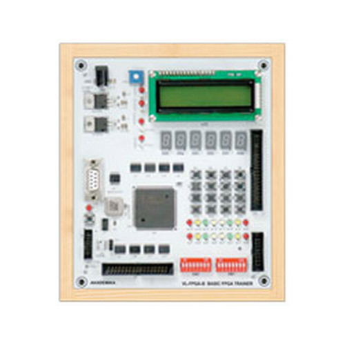 Basic FPGA Trainer, Electrical & Electronic Test Devices