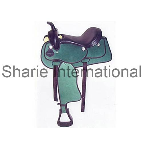 Synthetic Western Saddle - View Specifications & Details of