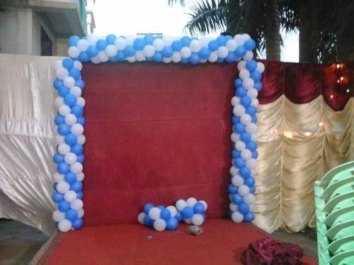 Balloon Decoration Birthday Decoration Planner Service Provider