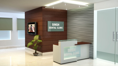 Interior Designer Dental Clinic Room In Vaishali Sector 3 Ghaziabad