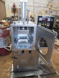Hydraulic Vacuum Press