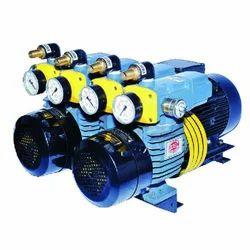 D-LV 1500 C DVVL Twin Head Dual Vacuum Pressure Pump
