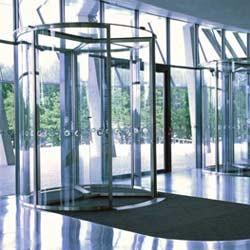 Glass doors manufacturers suppliers dealers in navi mumbai all glass revolving door planetlyrics Gallery