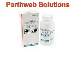 Viracept, Nelvir (Nelfinavir Mesylate Tablets)
