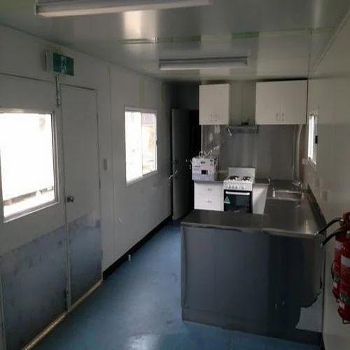 Portable Kitchen प र ट बल क चन स व हय रस ई In Jagatpur Cuttack Porta Cabin India Id 8859399162