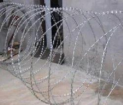 Concertina Fencing Wires