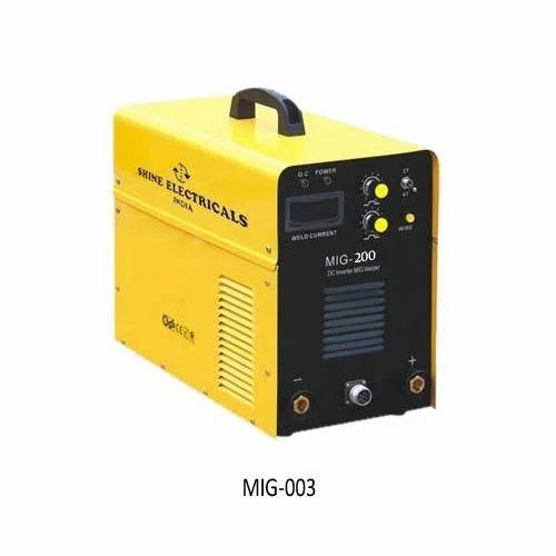 MIG Inverter Welding Machine