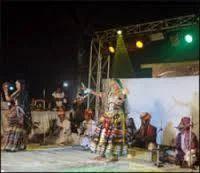 Folk Dancers Service