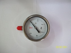 Pressure Gauge for Diaphragm Shell Type