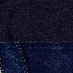 2/40(Eli) X 10 S Cotton Satin Denim Fabric