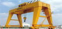 Heavy Duty Gantry Crane, Capacity: 20-25 Ton