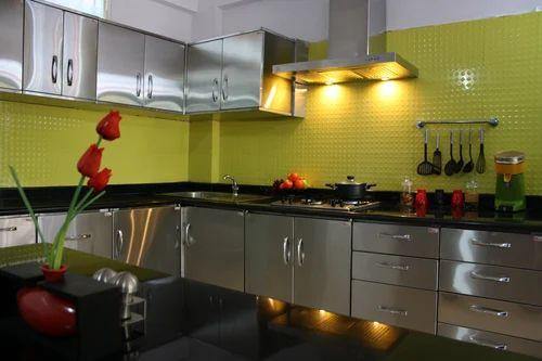 Beth Kitchens Stainless Steel Aura Decor Manufacturer In