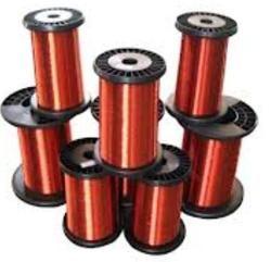 Polyamide Imide Enamelled Aluminum Wire