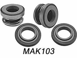 MAK103 Elastomer Bellow Seals