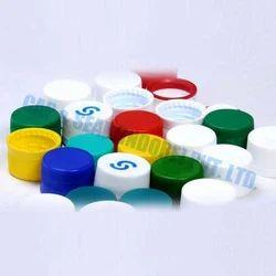 Multicolor Plastic Closures, Size: 22-28 mm