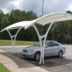 Car Parking Fabric Structure