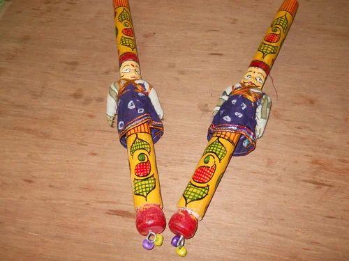 Weeding Dandiya Sticks At Rs 110 Each Pair Lakdi Ki