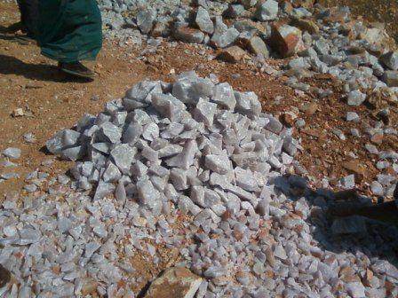 Natural Quartz Stone -...