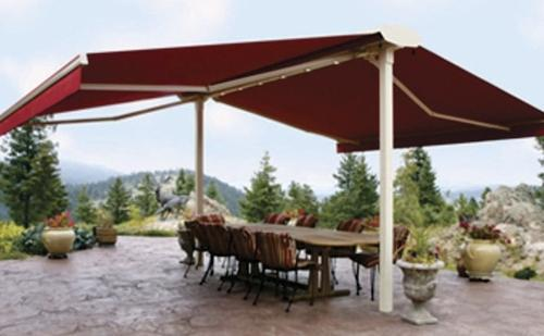 Outdoor Awnings And Motorized Awning Manufacturer Sun