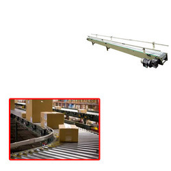 Motorized Conveyor for Material Handling