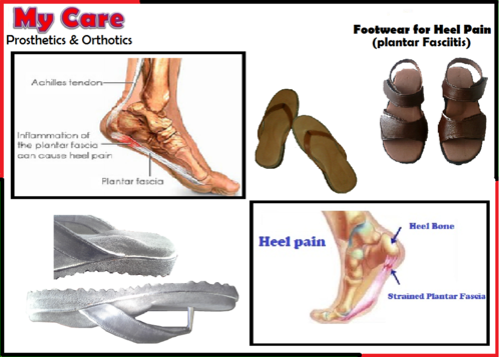 Footwear For Heel Pain Sterilizable Shoes म ड कल ज त